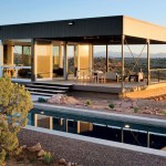 10 замечательных домов в пустыне