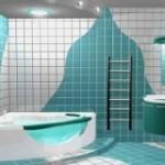 Ванная комната — дизайн интерьера
