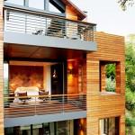 Стильный дом с заботой о природе