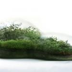 Удивительные «зеленые» украшения для интерьера