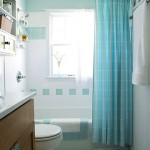 Акценты в ванной комнате