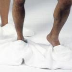 9 уникальные коврики для ванной