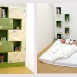 Кровать — библиотека