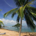 Тропический магии на острове Табога