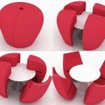 9 столики с невероятным дизайном