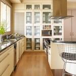10 тенденции для кухни и кухонные шкафы