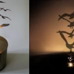 Лампа с светотеней