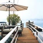 Летние интерьерные изыски: Дом на берегу залива