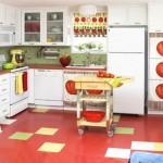 Чтобы направить цвета: Искусство кухонное оборудование