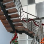 Рекомендації з розрахунку та конструюванню сходів