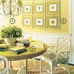 Яркие идеи для цветной интерьер