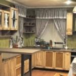 Кухні з дерева — відображення респектабельності і комфорту
