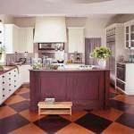 Кухни с органическими дизайн
