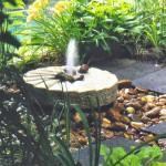 Большие садовые фонтаны — часть 2