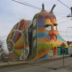 """Дом """"Улитка"""" в Симеоново возглавил рейтинг самых странных здание в мире"""