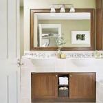 8 красивые ванные комнаты в зеленых