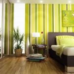 9 красивые спальни в зеленый