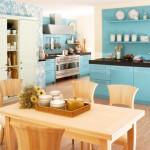 14 кухни в сине — часть 1