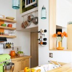 Отделку маленькой кухни