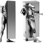 10 странных дизайн мебель в стиле человеческого тела