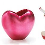 10 аксессуаров для дома в виде сердца