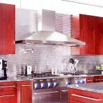 Нестандартные кухонные отделки